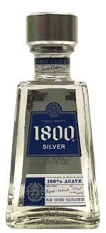 1800 silver tequila 375ml bremers