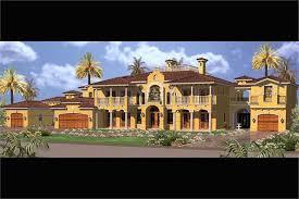 107 1074 6 bedroom 6904 sq ft coastal home plan 107 1074 main