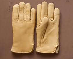 pile lined elkskin work gloves tannery run elkskin looks great and is hard wearing