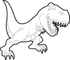 Realistic Dinosaur Coloring Pages To Print Free Printable Realistic
