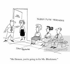 Substitute Teaching Cartoons And Comics Funny Pictures