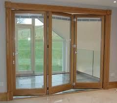 Oak Bi-Fold Doors