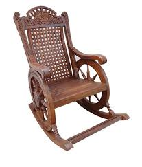 recliner chairs cost in india. sheesham wood recliner chair in brown chairs cost india i