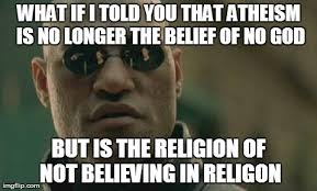My take on atheism - Cherry Creek TimesCherry Creek Times via Relatably.com