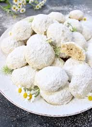 Italian Wedding Cookies Recipe Vegan Veggie Society