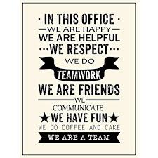 Inspirational Teamwork Quotes Amazing Amazon Inspirational Quotes We Are A Team Posters Prints