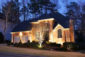 lighting a house. Outside House Lighting Ideas. Full Size Of Garden Ideas:landscaping Lights Ideas Landscaping A
