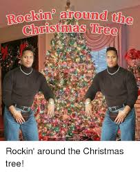 Rock In Around The Christmas Tree