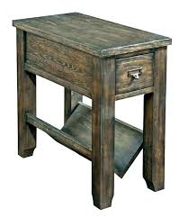 skinny end table with storage narrow black end table trend large size of tall tables with