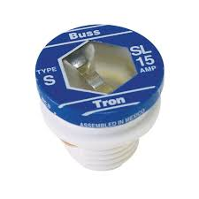 screw in plug fuses tamper proof fuses fuse adapters a 15 amp plug fuse is a screw in fuse that can handle electrical current up to 15 amps out the fuse blowing the 15 amp fuse is generally used for house