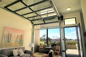garage door living room glass garage doors home interior decorations pictures garage door