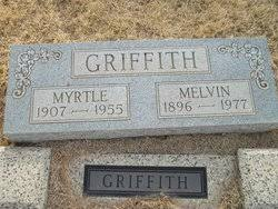 Myrtle Annie Pearson Griffith (1907-1954) - Find A Grave Memorial