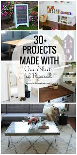 Grab A Sheet Of Plywood To Make One Of These Fabulous Projects. 30 ...