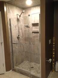 glass shower doors boston showers stunning tile showers with glass doors custom bathroom inside shower stalls