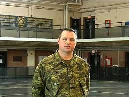joining the canadian forces army
