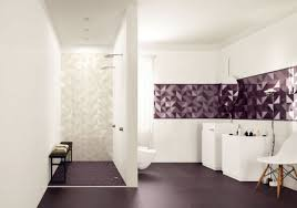 bathroom modern tile. Unpretentious Purple Bathroom Floor Tile And Splendid Backsplash Design For Vanity Plus Roman Shower Modern A