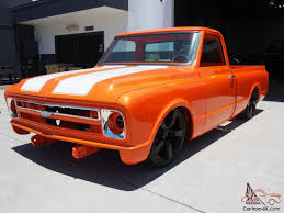 Truck chevy c10 project trucks : Chevrolet C10 Pickup Truck Short BED Custom Unfinished Project in QLD