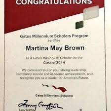 effective essay tips about gates millenium scholarship essay help martina brown is a senior at ketchikan high school and a 2014 gates scholarship