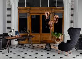 Office Furniture Interior Design Mesmerizing Tom Dixon Launches First Range Of Office Furniture