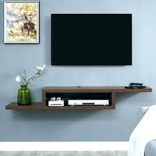best collection wall mount with shelf ikea tv besta bench unit