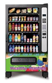 Healthy Snack Vending Machines Fascinating Healthyvendingmachines