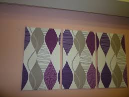 gorgeous wall decoration for home interior using contemporary fabric wall art inspiring wall decoration for