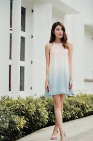 <b>Crayola</b> Mist Trapeze Dress (<b>Rose</b> Serenity) - ShopperBoard