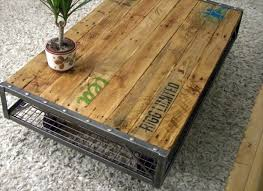 diy wood pallet furniture. Pallet Table Diy Wood Furniture