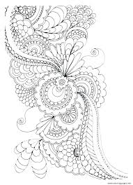 Mandala Flowers Coloring Pages Pdf Flower Coloring Pages For Adults