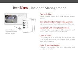 Retailcam Cctv For Retail Chains