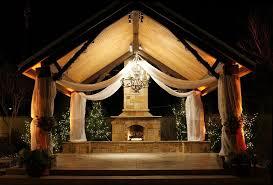 image of outdoor gazebo chandelier cool