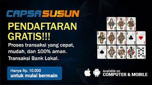 Image result for Judi Online Capsa Susun Uang Asli Terpercaya