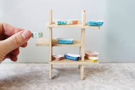 make miniature furniture. How To Make Miniature Furniture. Vintage Dollhouse Pyrex Furniture R