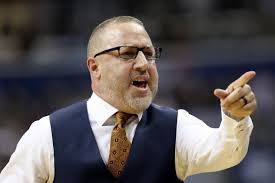 buzz williams is leaving blacksburg for his home state of texas rob carr getty images