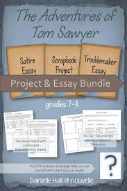 best images about tom sawyer literature this bundle will help you teach the adventures of tom sawyer by mark twain it