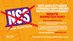 Nss @ University Of Manchester Students' Union