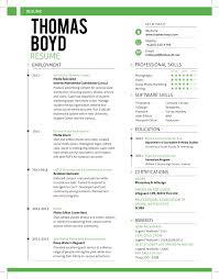 resume thomas boyd