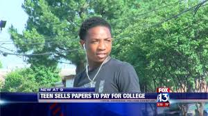 teen accomplishes dream and earns himself enough money to pay for  teen accomplishes dream and earns himself enough money to pay for college