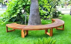 tree seats garden furniture. Exellent Seats Half Circle Bench Garden Semi Benches Circular Round Tree  Seat Seats In Tree Seats Garden Furniture E