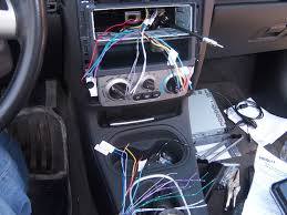 chevy stereo wiring harness 2008 cobalt lt stereo install pics chevy cobalt forum i separated the wires which go to