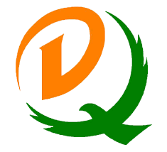 logo of double queen table tennis brand
