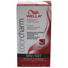 Wella Color Charm Cyclamen Permanent Liquid