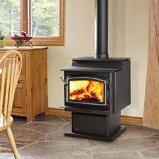 regency step top wood stoves