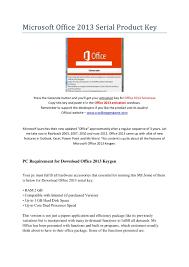 Microsoft Office 15 Serial Key Armalls Diary