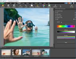Photo Edit Photopad Screenshots
