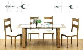 glass top dining tables with wood base jimlantcom round table dining set hatil dining table