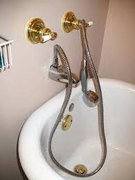 rain shower head attachment. imgshower attachment for clawfoot bathtub rain shower head tub s