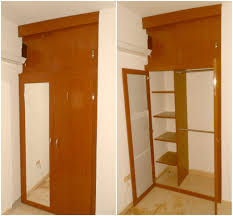 closet pvc ideal para espacios reducidos modernos cuartos pequenos madera closets ideas matrimoniales modelos habitaciones dormitorios