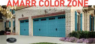 Garage Guard Color Chart Amarr Color Zone Amarr Garage Doors