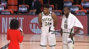 NBA - Khris Middleton & Giannis ...